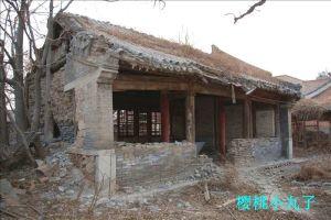 Liulangzhuang temple