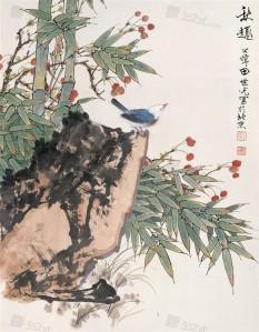 Tian Shiguang painting