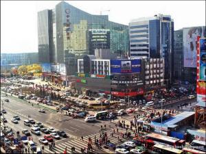 Zhongguancun Shangquan shopping mall