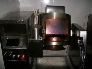Di-wu shitang stir-fry robot