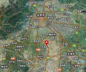 location of Yongqing