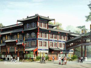 Shengshi Longyuan rendering